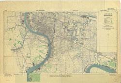 Bangkok, Town Plan (South)